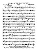 Nobles of the Mystic Shrine: 3rd & 4th F Horns Sheet Music