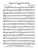 Nobles of the Mystic Shrine: 1st B-flat Cornet Sheet Music