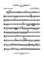 Italian in Algiers: B-flat Tenor Saxophone Sheet Music