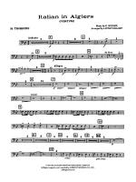 Italian in Algiers: 3rd Trombone Sheet Music