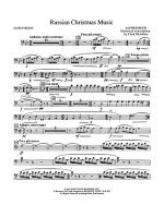 Russian Christmas Music: 2nd Bassoon Sheet Music