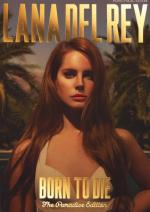Hal Leonard Lana Del Rey Born To Die Sheet Music