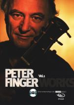 Fingerprint Peter Finger Works Vol.1 Sheet Music