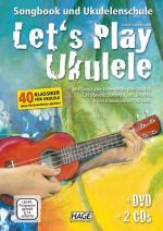 Hage Musikverlag Let's Play Ukulele Sheet Music