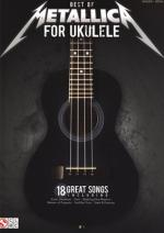 Hal Leonard Best Of Metallica For Ukulele Sheet Music