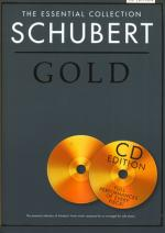 Chester Music Schubert Gold (cd Edition) Sheet Music