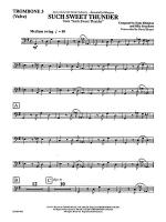 Such Sweet Thunder (from Such Sweet Thunder): 3rd Trombone Sheet Music