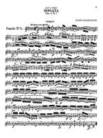 Beethoven: Violin Sonata, Op. 12 No. 3 Sheet Music