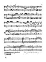 Bach: Various Short Preludes and Fugues Sheet Music