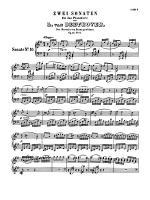 Beethoven: Sonatas (Urtext), Volume I (Nos. 1-15) Sheet Music