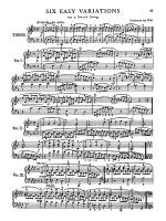 Beethoven: Variations (Volume II) Sheet Music