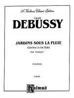 Debussy: Jardins Sous la Pluie Sheet Music
