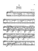 Liszt: Weihnachtsbaum Sheet Music