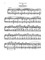 Schmitt: Three Preludes Sheet Music
