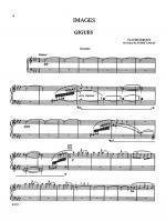 Debussy: Images (Volume I) (Transcr. Caplet) Sheet Music