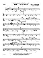 Gollum's Song (from The Lord of the Rings: The Two Towers): 1st Violin Sheet Music