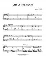 Cry Of The Heart Sheet Music