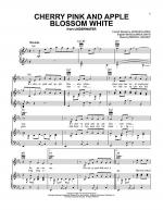 Cherry Pink And Apple Blossom White Sheet Music