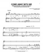 Come Away With Me (Disney's Eureka! - A California Parade) Sheet Music