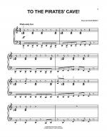 To The Pirate's Cave! Sheet Music