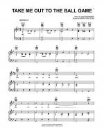 Take Me Out To The Ball Game Sheet Music
