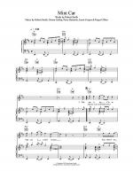 Mint Car Sheet Music