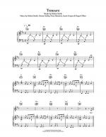 Treasure Sheet Music