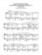 Land Of Hope And Glory (from 'Pomp And Circumstance, March No. 1') Sheet Music