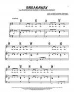 Breakaway Sheet Music