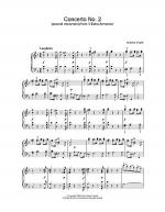 Concerto No.2 (2nd Movement: Larghetto) from 'L'Estro Armonico' Op.3 Sheet Music