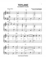 Toyland Sheet Music