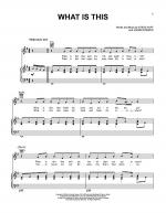What Is This Sheet Music