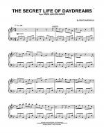 The Secret Life Of Daydreams Sheet Music