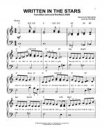 Written In The Stars Sheet Music