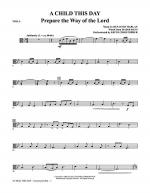 A Child This Day - Viola Sheet Music