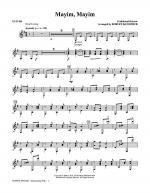 Mayim, Mayim - Guitar Sheet Music