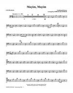 Mayim, Mayim - Contrabass Sheet Music