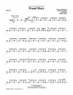 Proud Mary - Drums Sheet Music