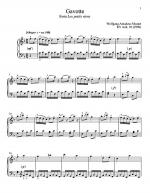 Gavotte Sheet Music