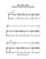 Bem Bem Maria Sheet Music