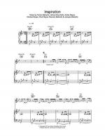 Inspiration Sheet Music