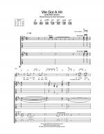 We Got A Hit (Extended Version) Sheet Music