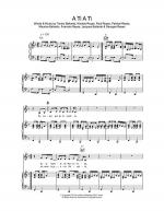 A Ti A Ti Sheet Music