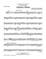 I Dream A World (from Trilogy Of Dreams) - Electric Bass Sheet Music