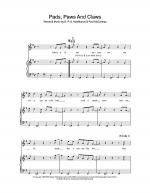 Pads, Paws And Claws Sheet Music