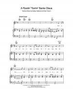 A Rootin' Tootin' Santa Claus Sheet Music