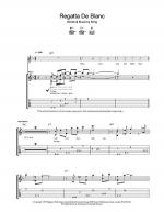 Regatta De Blanc Sheet Music