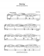 Morning (from Peer Gynt Suite No. 1) Sheet Music