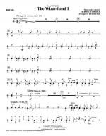 The Wizard And I - Drums Sheet Music