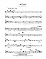 All Blues Sheet Music